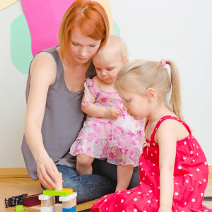 Curriculum and Schedule for a Gifted Five-Year-Old (plus an Infant)