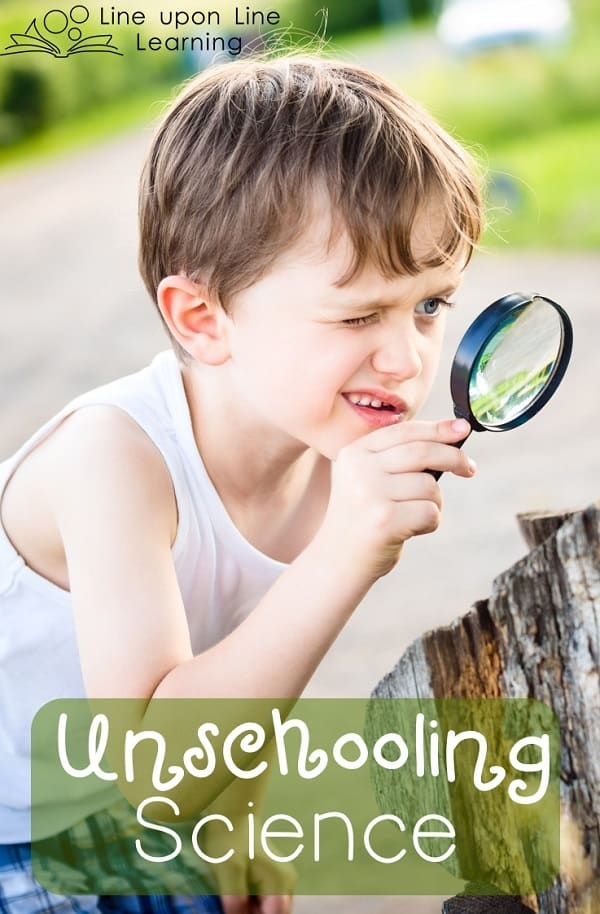 unschooling+science