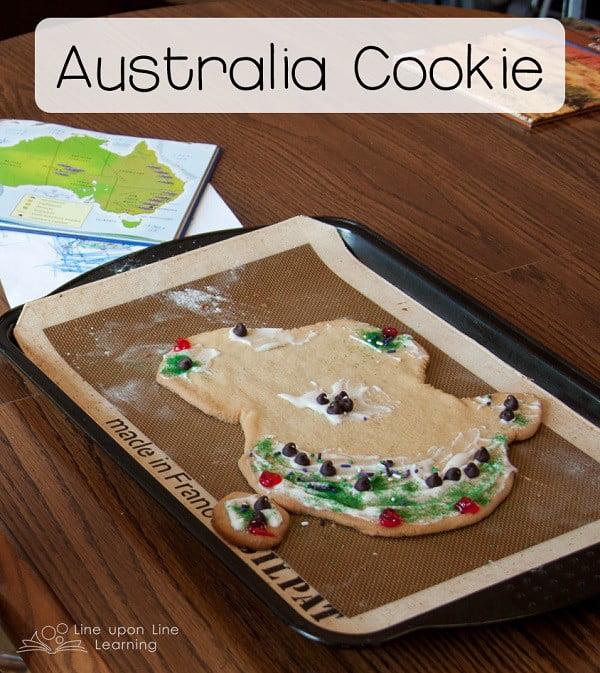 australia cookie