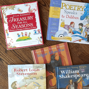 The Best Poetry Anthologies for Children