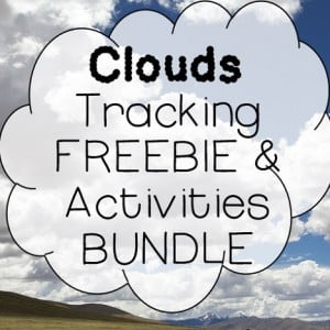 Clouds! Weekly Tracker