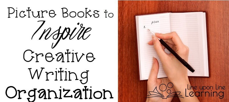 organizing very creative writing
