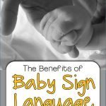 The Benefits of Baby Sign Language