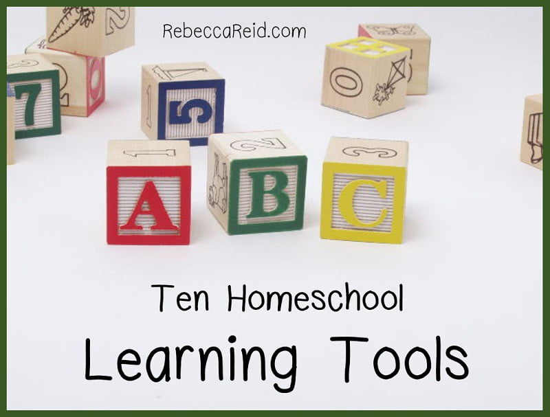homeschool learning tools