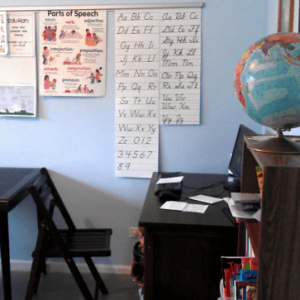 "Learning Places (AKA My Homeschool ""Rooms"" 2013-2014)"