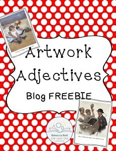 artwork adjectives-blog cover