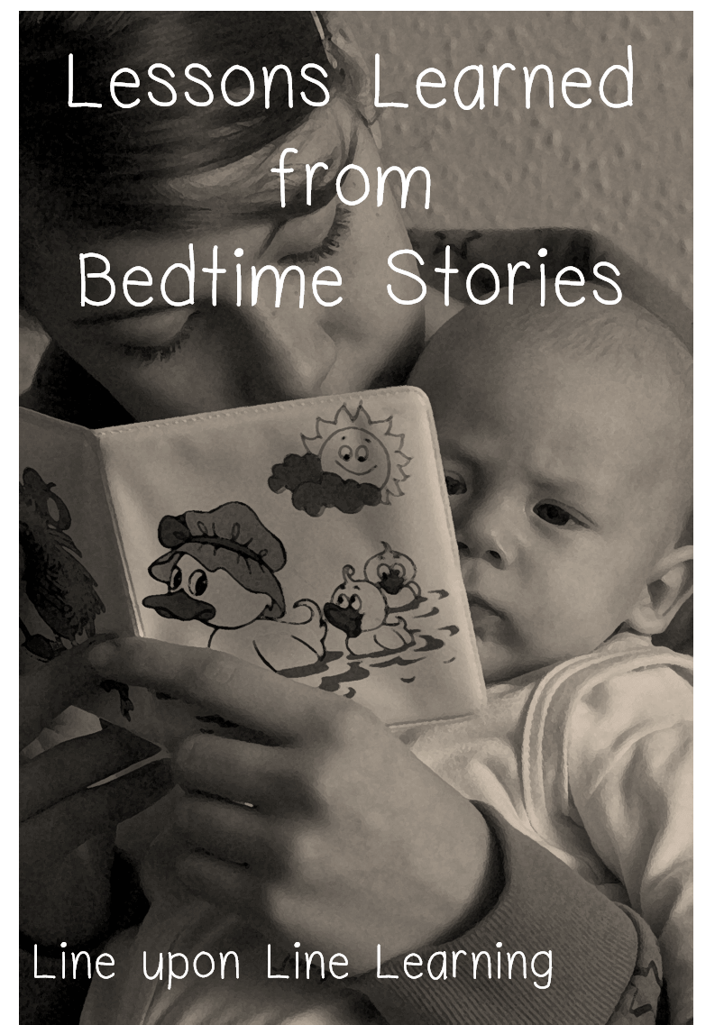 lessons learned from bedtime stories