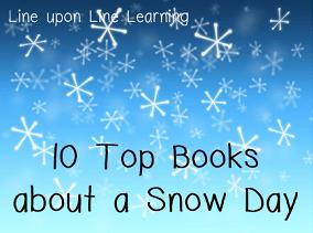 10books snow day