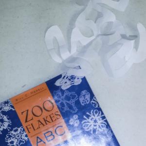 Zoo Flakes: Symmetrical STEAM Snowflake Craft