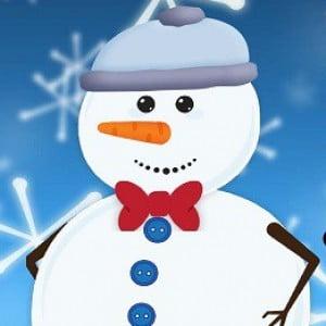 Snowman Winter Ideas and Vowels Sort Freebie