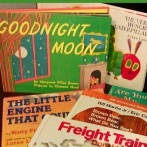 Top Ten Picture Books for Toddlers