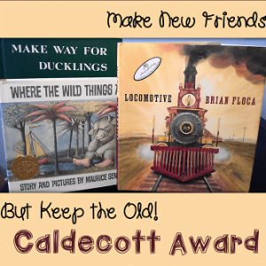 Ten Caldecott Award Books to Remember