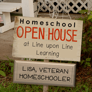 Homeschool Open House: Lisa, Veteran Homeschooler of 18 years