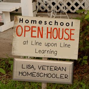 Homeschool Open House: Lisa, Veteran Homeschooler of 18 years