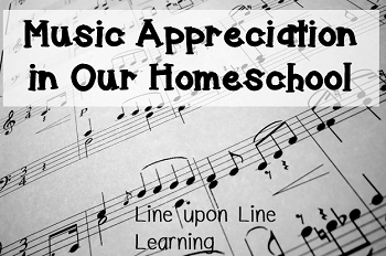 music appreciation | Line upon Line Learning