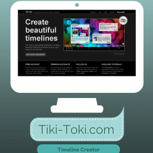 Teaching with Technology Site of the Week: tiki-toki.com
