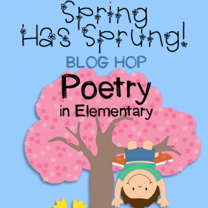 15 Fun Poetry Ideas for Kids: Spring Poetry Blog Hop