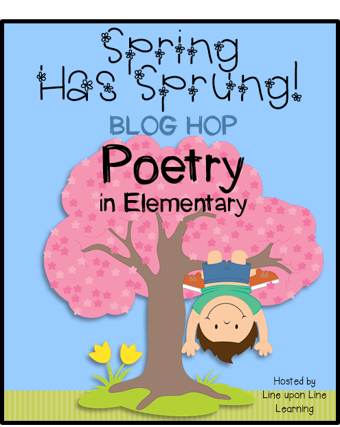poetry blog hop button
