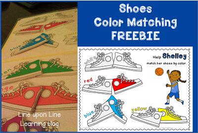 shoes color match freebie