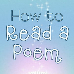 How to Read a Poem: Billy Collins for Kids