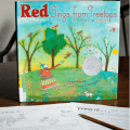 A Picture Book Lesson to Teach Metaphors in Poetry