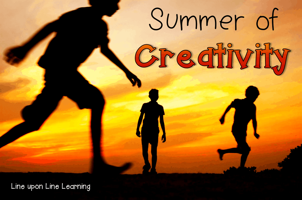 summer of creativity