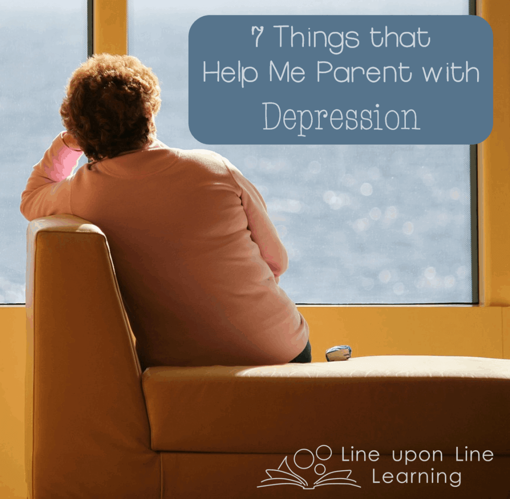 parenting with depression