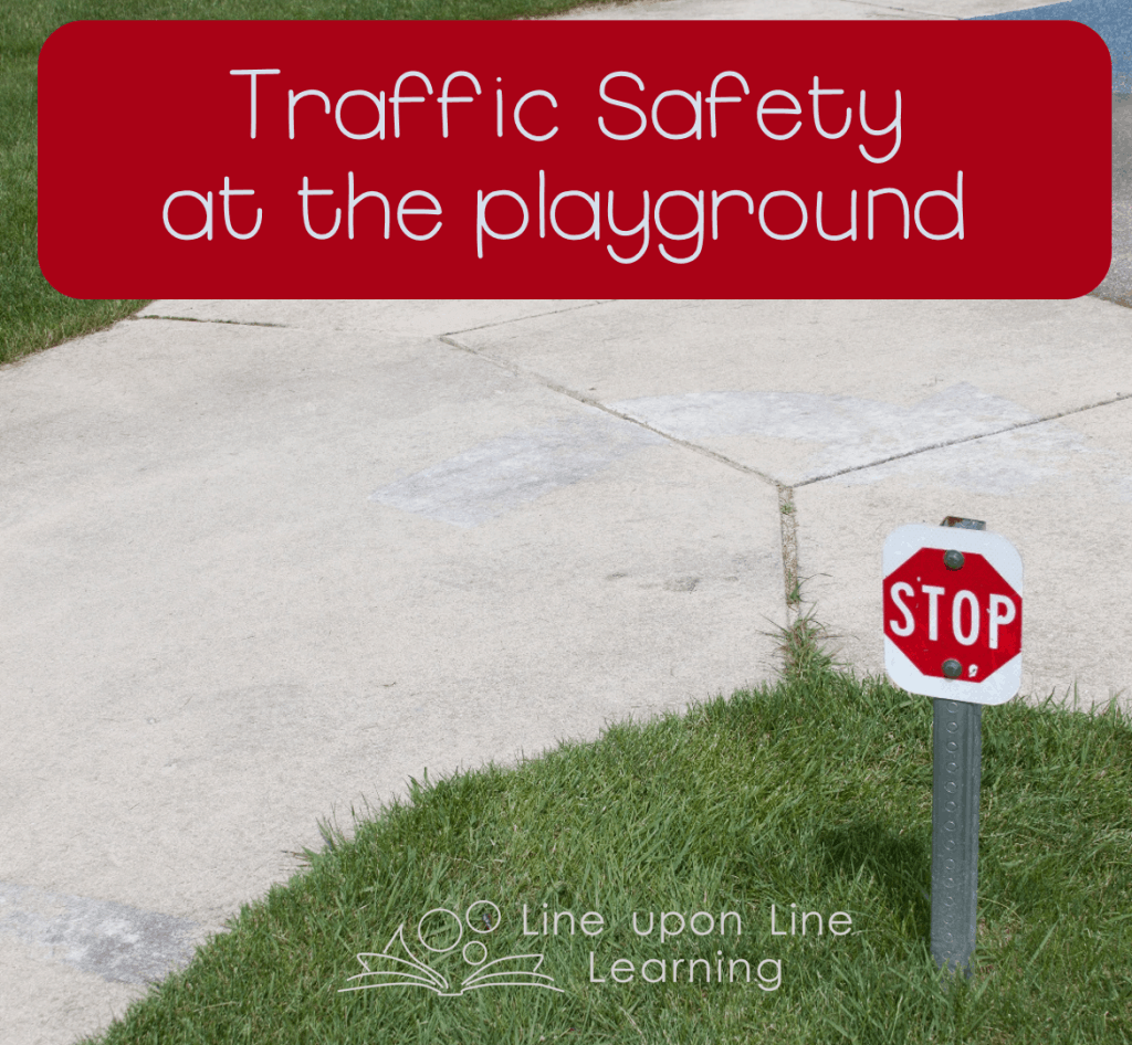 playground traffic safety