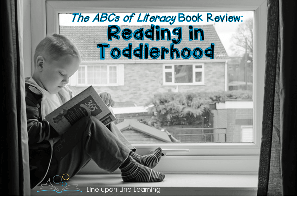 reading in toddlerhood