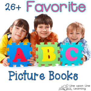 26+ Favorite ABC Books
