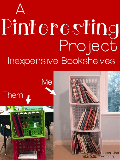 pinteresting bookshelves