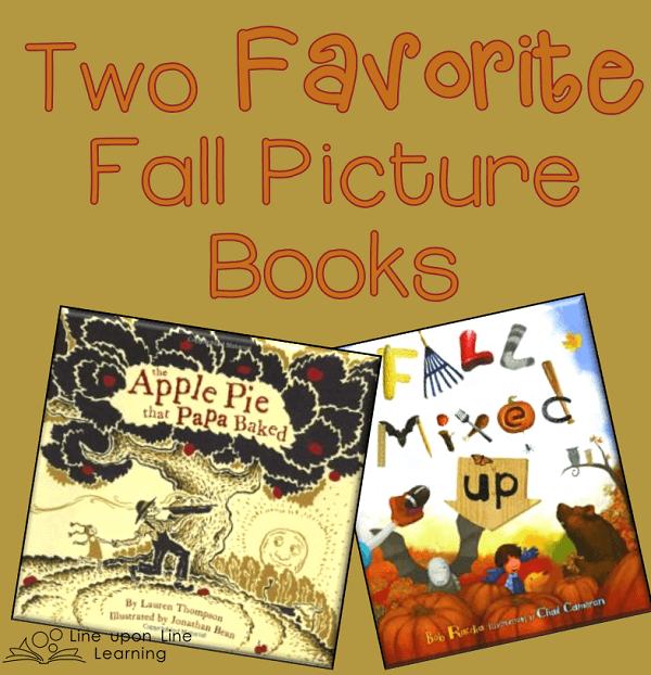 fall picture books