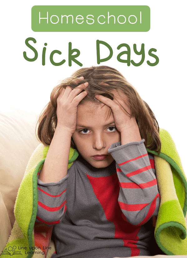 homeschool sick days