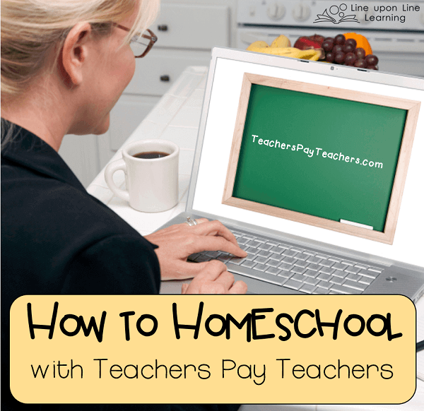 homeschool tpt