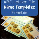 abc letter tile templates 2