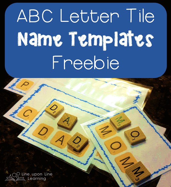 abc letter tile templates 2