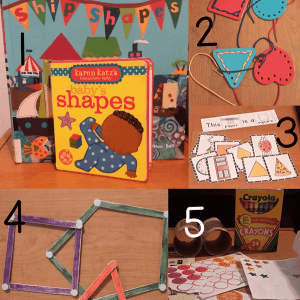 Workbox Wednesday: Shapes