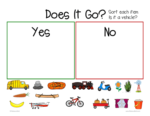 does it go vehicle sort COVER