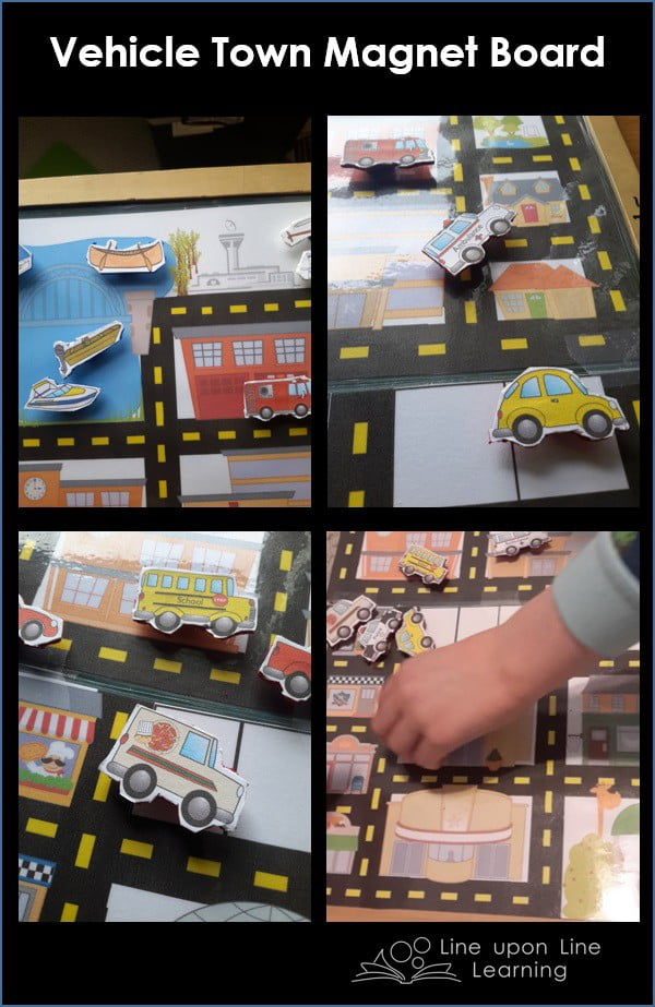 vehicle town1