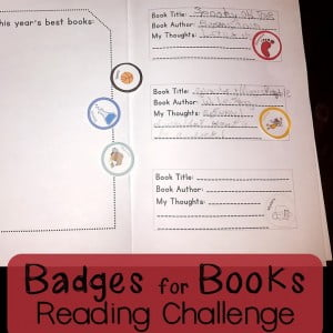 Badges for Books
