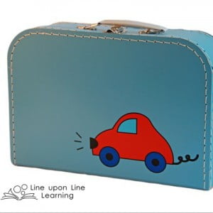 To Grandmother's House! Workbox Ideas for the Car