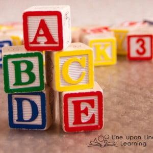 Fun Toddler Blocks Ideas