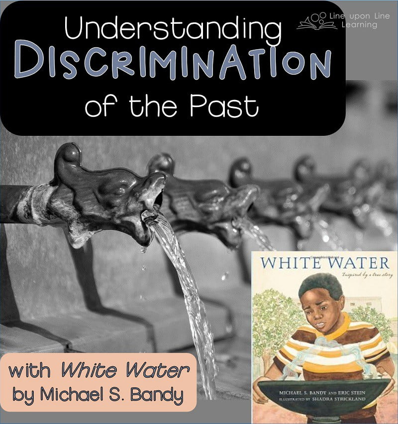 understanding discrimination white water