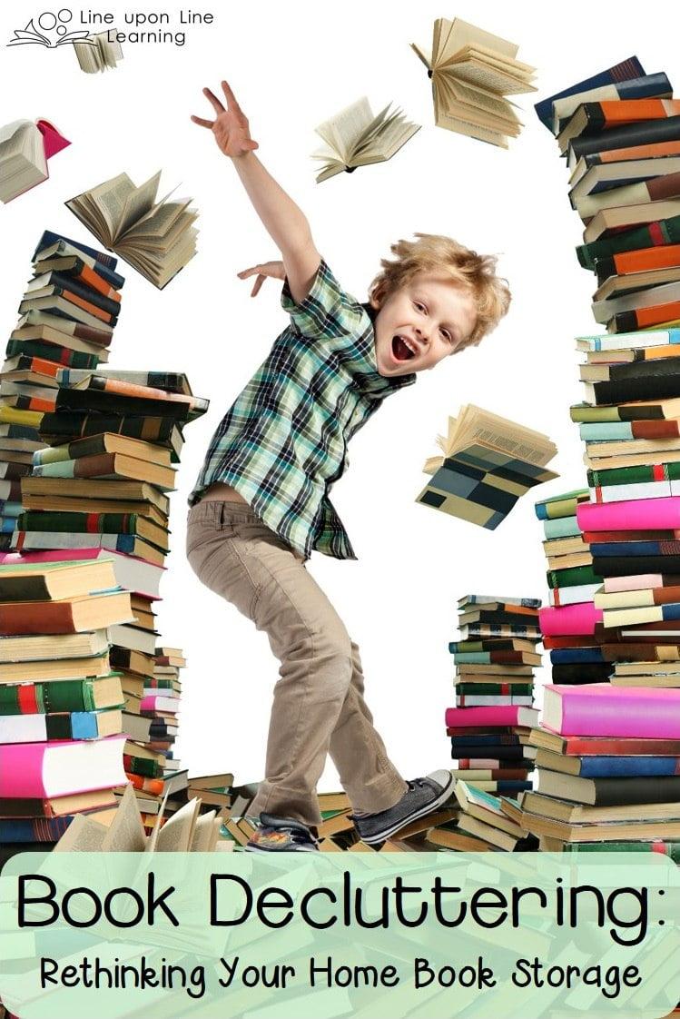 Book Decluttering