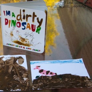 Summer Fun: Mud Painting