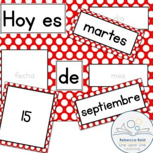 Spanish Alphabet (Freebie for Facebook Fans) + Another Freebie