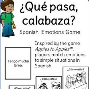 Resource of the Week: Que Pasa, Calabaza?
