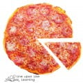 Activities, Games and Worksheets for Reviewing Fractions (Pizza themed!)