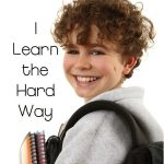 4 Homeschooling Lessons I Learn the Hard Way