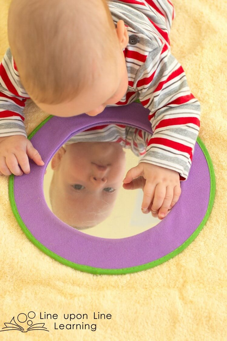 Infant play ideas